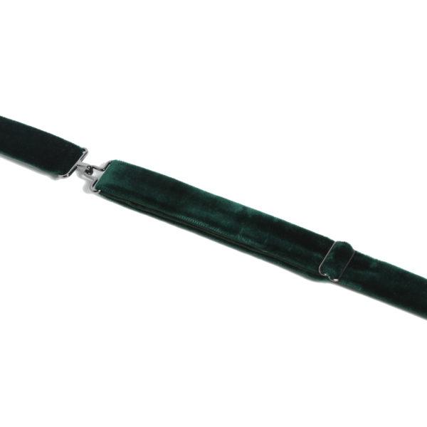 Green Velvet Adjuster